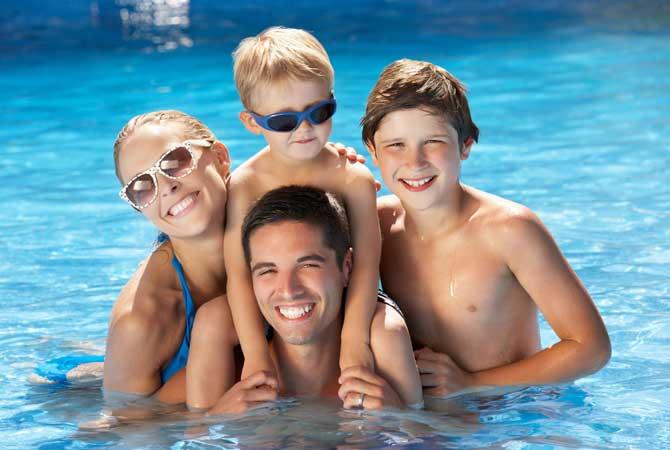 Kết quả hình ảnh cho Bơi lội và cách phòng tránh các bệnh về mắt